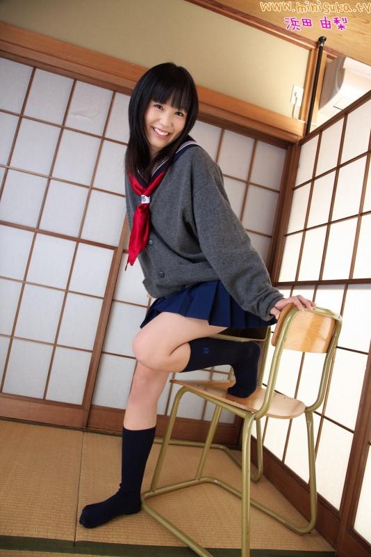 Hamada Yuri 浜田由梨