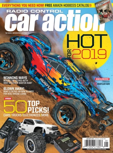 Radio Control Car Action - January (2019)