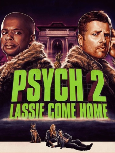 Psych 2 Lassie Come Home 2020 HDRip XviD AC3-EVO