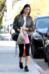 Camila Morrone - Shopping in LA 3/22/19