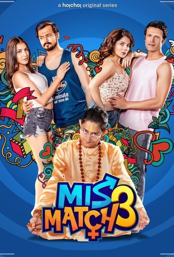 Mismatch S03 (2020) 1080p WEB-DL x264 AAC 2 0 Esub [Dual Audio][Bengali+Hindi]-DDR