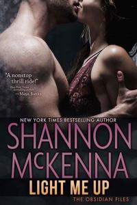 Light Me Up - Shannon McKenna