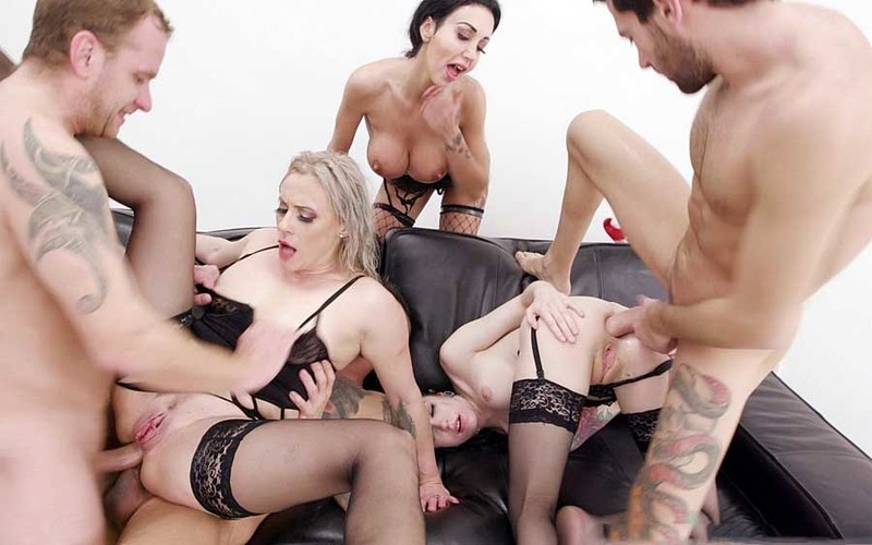 Fuck, this ain't normal christmas #1 dry, Mad House, Balls Deep Anal, DAP, Gapes, Squirt Drink, Buttrose and Creampie GIO1671 [HD 720P]