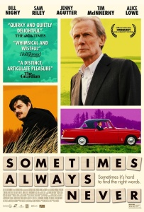 Sometimes Always Never (2018) WEBRip 1080p YIFY