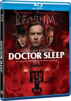 Doctor Sleep (2019) [Theatrical] Full Blu-Ray 40Gb AVC ITA DD 5.1 ENG TrueHD/Atmos 7.1 MULTI