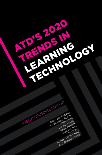 ATD's 2020 Trends in Learning Technology