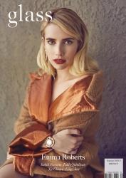 Emma Roberts - Glass Magazine Autumn 2018