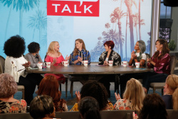 Patricia Clarkson & Amy Adams - The Talk: July 6th 2018