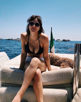 Katharine McPhee - instagram pics *bikini/leggy* x2