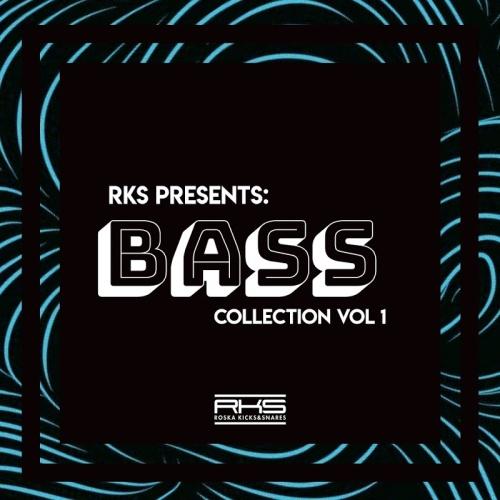 VA RKS Presents Bass Collection Vol  1 (MR109)  2020