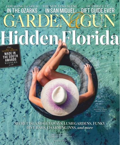 Garden & Gun - December 2019 - January (2020)