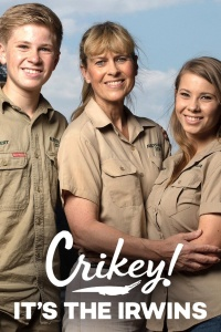 Crikey Its the Irwins S02E08 Robert Trains a Dragon 720p WEB x264-CAFFEiNE