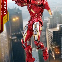The Avengers - Iron Man Mark VII (7) 1/6 (Hot Toys) N7RE0h6F_t
