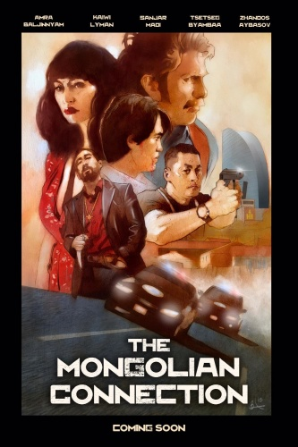 The Mongolian Connection 2020 HDRip XviD AC3-EVO