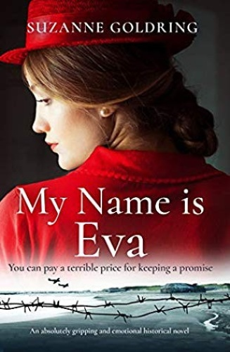 My Name Is Eva by Suzanne Goldring