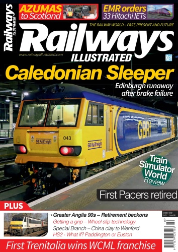 Railways Illustrated - October (2019)