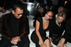 Jennifer Lopez - Tom Ford Show F/W 7/2/2020