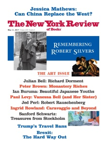 The New York Review of Books  May 11 (2017)