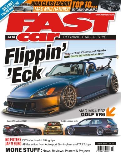 Fast Car - March (2020)