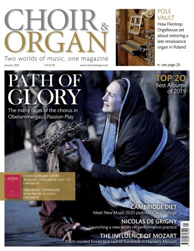 Choir & Organ - January (2020)