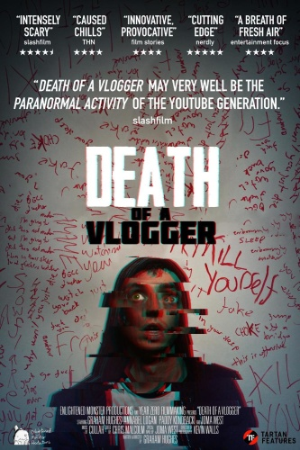 Death Of A Vlogger 2020 HDRip XviD AC3-EVO