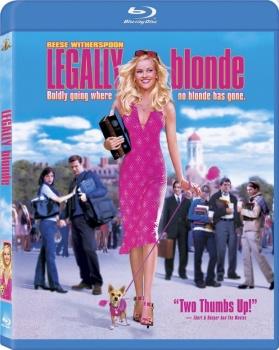 La rivincita delle bionde (2001) Full Blu-Ray 34Gb AVC ITA DTS 5.1 ENG DTS-HD MA 5.1 MULTI