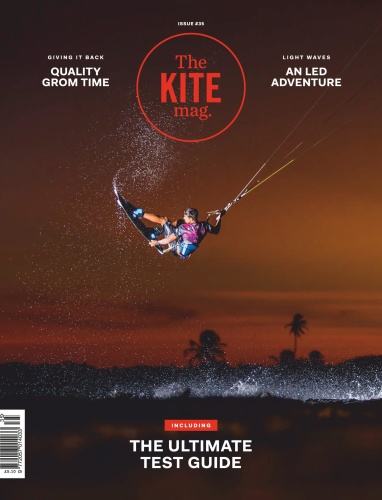 The Kite Mag - Issue 35 - January (2020)