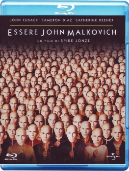 Essere John Malkovich (1999) Full Blu-Ray 32Gb AVC ITA DTS 5.1 ENG DTS-HD MA 5.1 MULTI