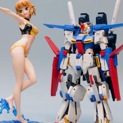 Gundam : Figure Rise Labo - Takatoshi Warrio Try - Hoshino Fumina (Bandai) KLfjhFo0_t