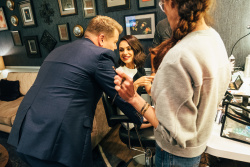 Mila Kunis - The Late Late Show with James Corden: November 1st 2017