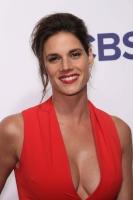 Missy Peregrym - CBS Upfront Presentation in NYC 5/16/18