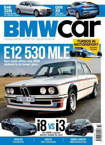 BMW Car - Winter (2020)