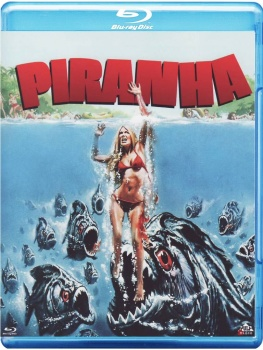 Piranha (1978) Full Blu-Ray 15Gb MPEG-2 ITA ENG DD 5.1