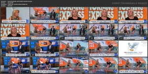 Susan Hendricks, Jennifer Westhoven and Abby Huntsman LEGS Clips (HD)