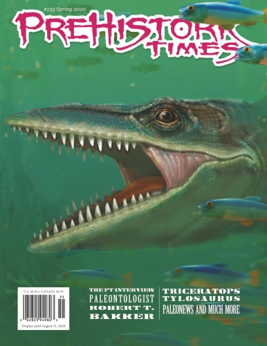Prehistoric Times - Issue 1! - Spring (2020)