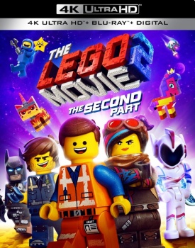 The LEGO Movie 2 - Una nuova avventura (2019) Full Blu-Ray 4K 2160p UHD HDR 10Bits HEVC ITA DD 5.1 ENG Atmos/TrueHD 7.1 MULTI