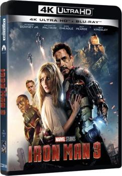 Iron Man 3 (2013) Full Blu-Ray 4K 2160p UHD HDR 10Bits HEVC ITA DD Plus 7.1 ENG Atmos/TrueHD 7.1 MULTI