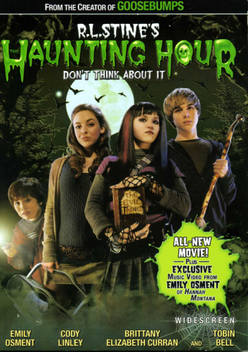 The Haunting Hour - Don't Think About It (2007) 720p WEBRip x264 ESubs [Dual Audio][Hindi+English]