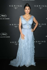 Salma Hayek - Kering Women in Motion Awards Dinner At 71st Cannes Film Festival (5/13/18)