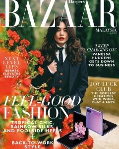 Vanessa Hudgens -        Harper's Bazaar Magazine (Malaysia) April 2020.