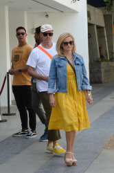 Reese Witherspoon - Out in Santa Monica 08/04/2018