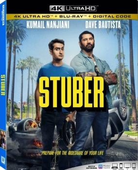Stuber - Autista d'assalto (2019) Full Blu-Ray 4K 2160p UHD HDR 10Bits HEVC ITA DTS 5.1 ENG Atmos/TrueHD 7.1 MULTI
