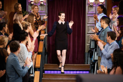 Claire Foy - The Late Late Show with James Corden: April 26th 2018