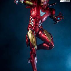 Iron Man Extremis Mark II - Statue (Sideshow) CXLtCZEn_t