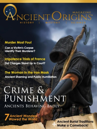 Ancient Origins - Issue 13 - September (2019)