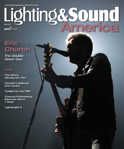 Lighting & Sound America - July (2019)