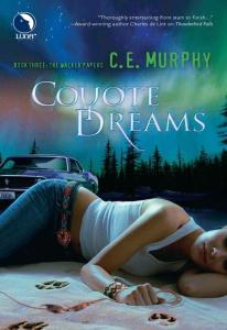 Coyote Dreams - C E  Murphy