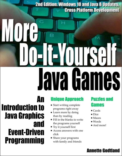 More Do It Yourself Java Games