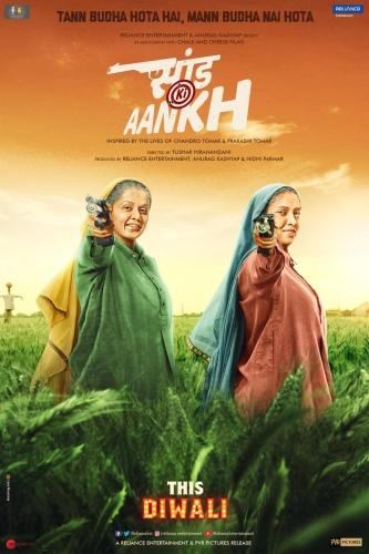 Saand Ki Aankh (2019) WEBRip 1080p 10bit HEVC Hindi AAC 2 0 H265 ESubs