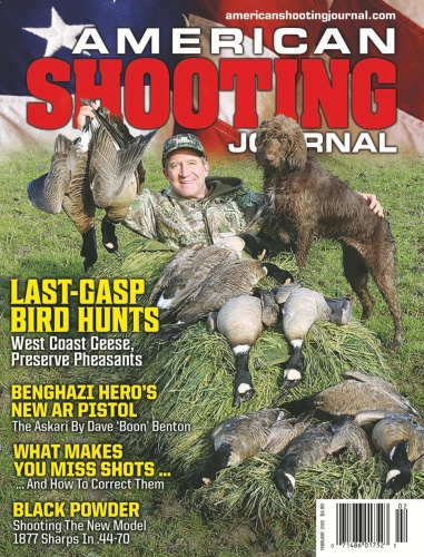 American Shooting Journal - February (2020)